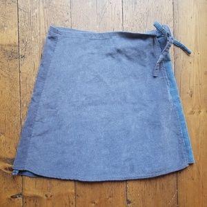 UO Wrap Skirt